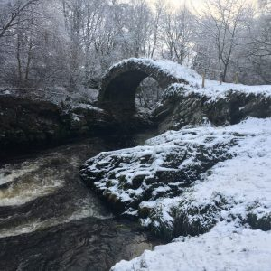 Glenlivet old bridge